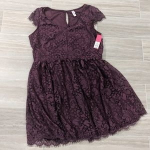 NWT lace dress